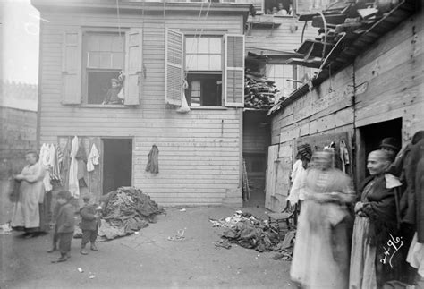 photographs  tenement houses  orchard street  york city