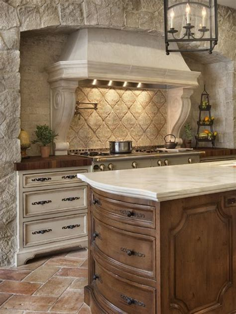 kitchen design ideas remodel pictures with terra cotta