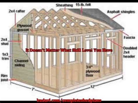build   shed plans uk plans  shed shelves