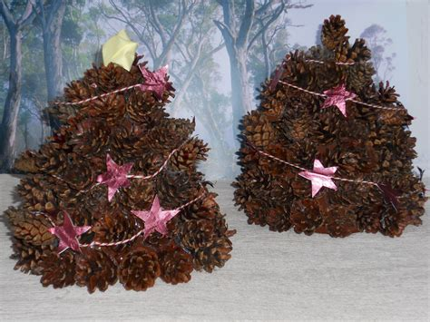 pinecones christmas trees 183 how to make a kitchen project