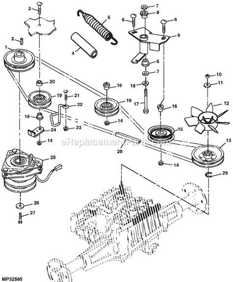 deere 345 parts diagram deere 345 parts manual car interior design