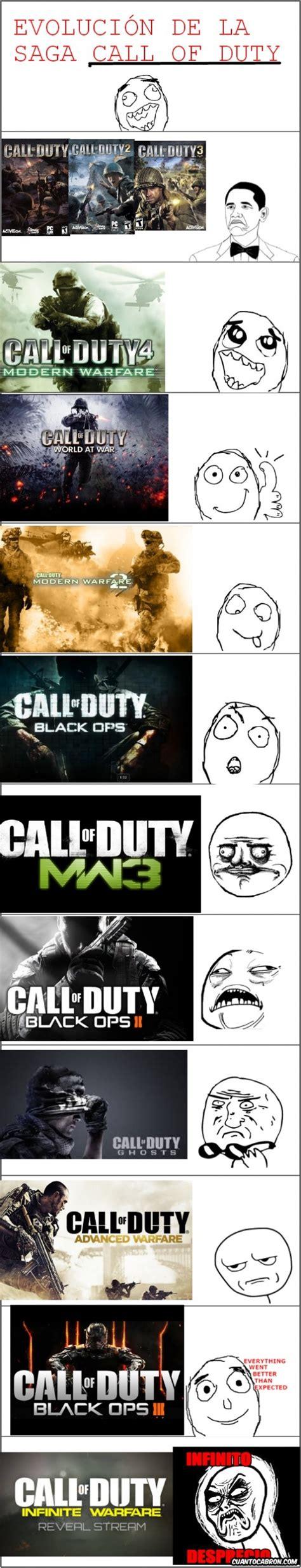 imagenes de memes zombies cu 225 nto cabr 243 n evoluci 243 n de la saga call of duty con memes