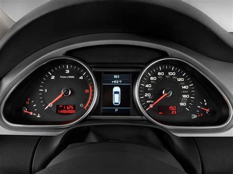 audi q7 speedometer cars pictures information 2011 audi q7