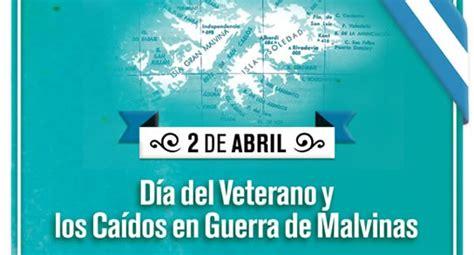 imagenes feliz dia del veterano 2 de abril d 237 a del veterano de guerra y de los ca 237 dos en