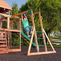 backyard discovery monticello cedar set playground ideas on pinterest swing sets wooden swings