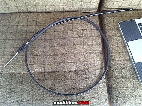 baru kabel rem belakang vespa lx s lxv