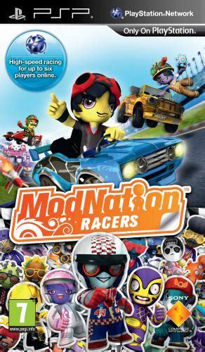 Cd Modnation Racers modnation racers europe psp iso uces 01327 cdromance