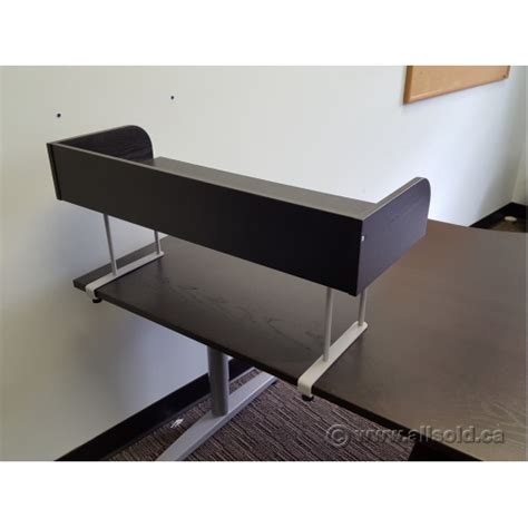 espresso desk riser shelf cl on monitor stand allsold