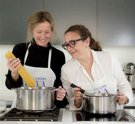 clases de cocina en madrid clases de cocina a medida escuela de cocina telva