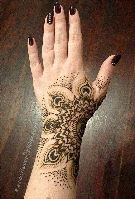 henna inspired tattoo designs how to make henna and get inspired for unique