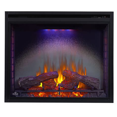 Napoleon Electric Fireplace Napoleon Ascent 33 Clean Electric Fireplace