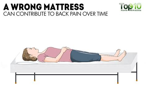 Can A Bad Mattress Cause Back by Things You Re Doing To Damage Your Back Without Even