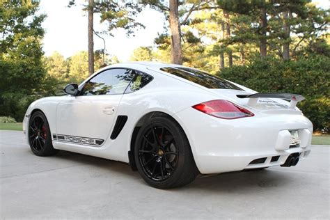 porsche cayman white 2012 porsche cayman r white black rennlist discussion