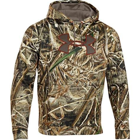 Sweater Armour B Gh Jaket Ua Hoodie Ua Jaket Casual armour s ua armour fleece camo big logo hoodie