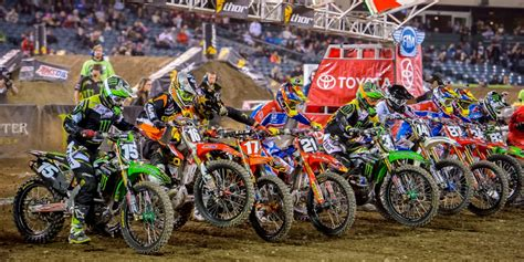 2015 pro motocross schedule find a round 2015 supercross dates and tv schedule
