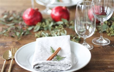 scrapbook title for christmas foods on the table herbs and other ingredients for decorating your table chowhound