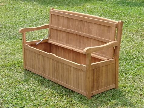 teak storage bench outdoor outdoor teak storage bench pictures the clayton design outdoor teak storage bench