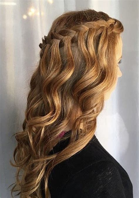 occasion hairstyles down hair styling for special occasions formal hair styles