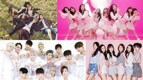 best rookie kpop groups fuse tv looks at top k pop rookie groups of 2015 soompi