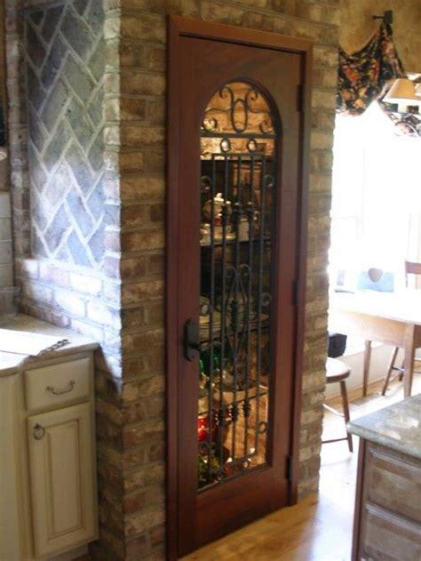 great door      put   glass