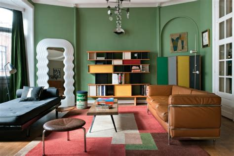 colorare una parete soggiorno 30 idee per il colore alle pareti soggiorno