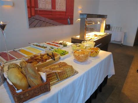 breakfast buffet at the grand hotel reykjavik picture