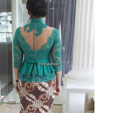 Kebaya Tile Payet Ba 061 210 best images about kebaya on kebaya brokat