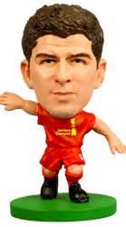 Dvd Liverpool Gerrard A Year In soccerstarz figurines of liverpool football club
