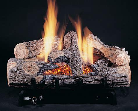 Fake Fireplace Logs   Gas Fire Logs   Heat'n Sweep in