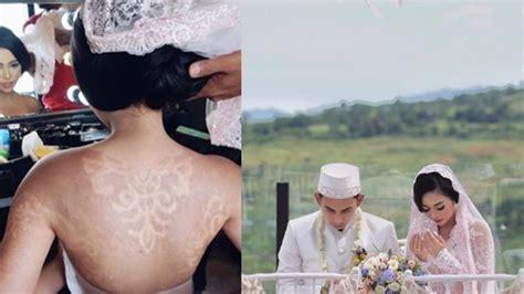 gelar pernikahan mewah berkonsep outdoor selebgram hits
