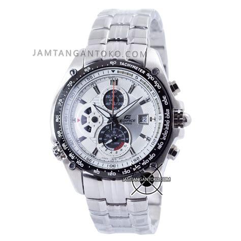 Jam Tangan Ultrasize Pu103461016 Kulit Silver Putih Original gambar jam tangan edifice ef 543d 7a silver plat putih clone original 187 jamtangantoko