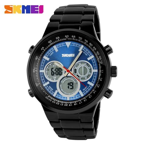 Promo Skmei Casio Sport Led Water Resistant 50m Ad1117 skmei casio sport led water resistant 50m ad1031 blue jakartanotebook