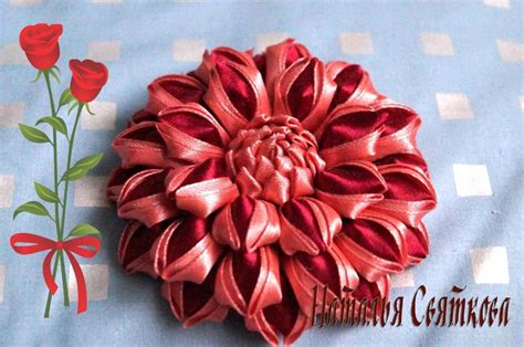 Ikat Rambut Jrk Flowers Hair Bands 1000 images about kanzashi on kanzashi tutorial hair and satin flowers