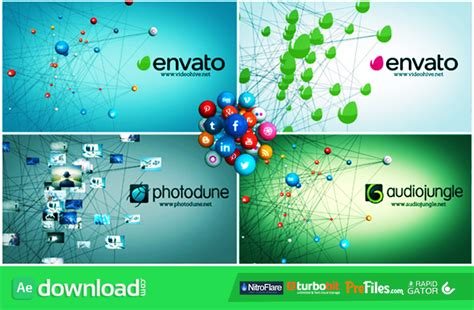 Social Network 6000569 Videohive Project Free Download Free After Effects Template Social Network Adobe After Effects Template Free