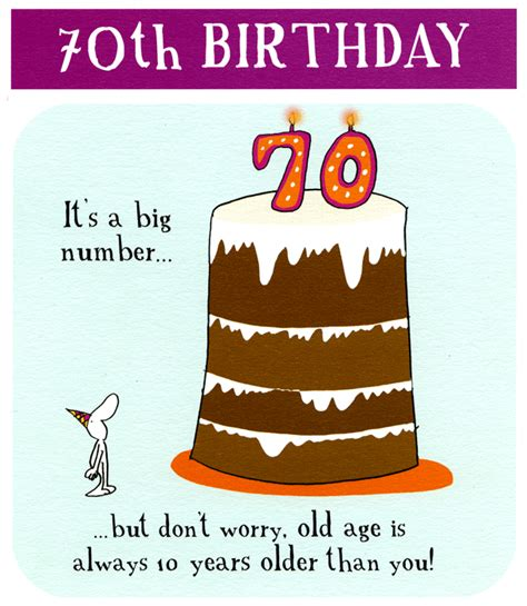 Humorous 70th Birthday Quotes Harold S Planet Cards Funny Greeting Cards Comedy Card