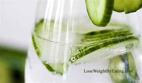 Best Cucumber Detox Water by Detox Water The Top 25 Recipes For Fast Weight Loss