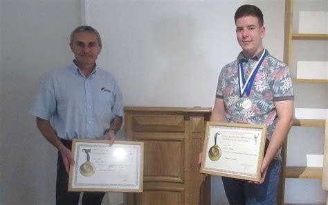 concours de cuisine pour apprentis deux m 233 dailles pour le menuisier sud ouest fr