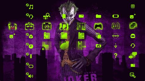 psp themes live th 232 me th 232 me joker 11 fonds jeux jvl