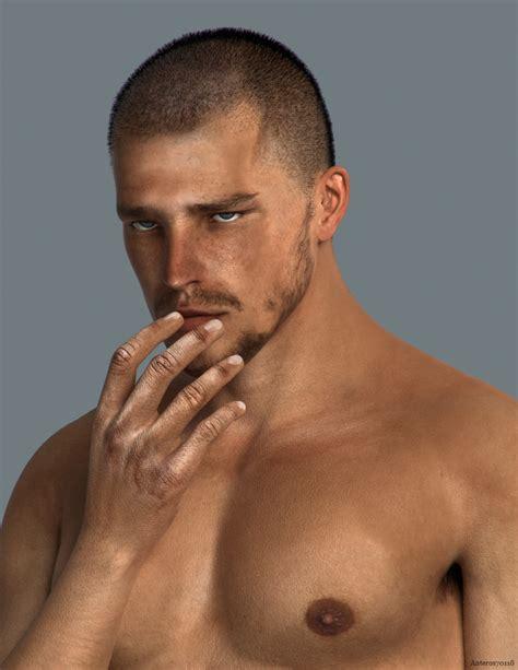 men short hair model model with short hair by anteros70118 on deviantart