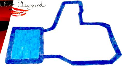 Cool And Easy Things To Draw On Paper Step By Step by Diy How To Draw The Like Logo Easy Draw Easy
