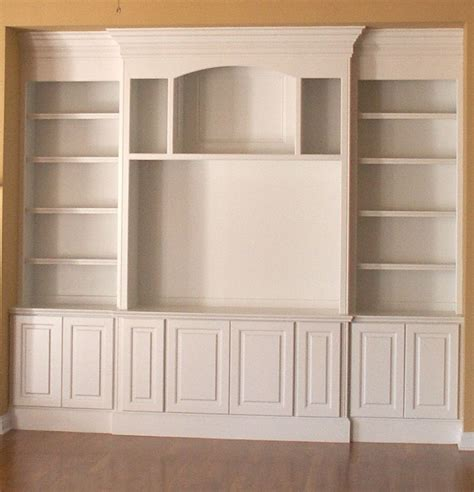 1000 Images About Build Built In Bookcases On Pinterest How To Make Built In Shelves