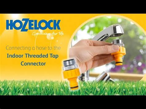 connect  hosepipe   kitchen mixer tap