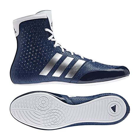 Adidas Trackers Boots adidas ko legend 16 2 boxing boot blue white mma fight store