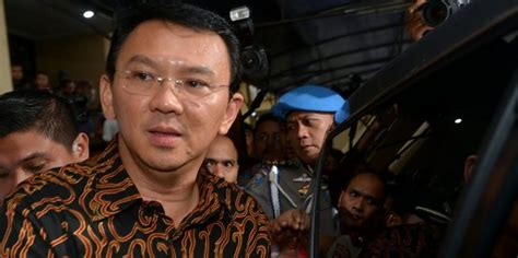 ahok politik ahok sebut surah al maidah dipakai lawan politik