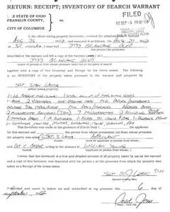 Warrant Search Columbus Police Department