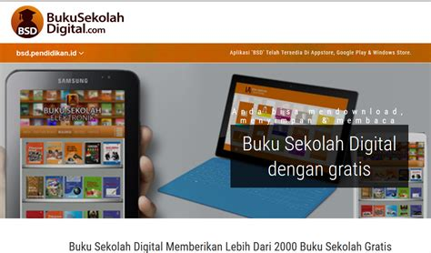 format buku digital html download gratis koleksi 2000 buku sekolah digital buku
