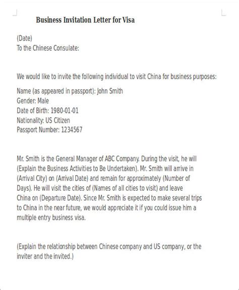 invitation letter sle for visa usa business invitation letter sle for visa 4k wallpapers