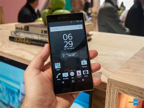 4k wallpaper for xperia z5 premium sony xperia z5 premium hands on the first phone with a 4k