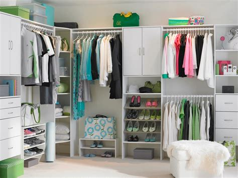 Closetmaid Corner Shelf Organizer by Top 3 Styles Of Closets Hgtv
