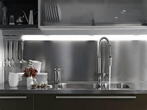 metal sheet backsplash stainless steel kitchen back splash metal supermarkets